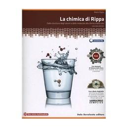 CHIMICA-RIPPA--VERSIONE-BLU-PLUS-CON-BOOK-SFOGLIABILE-LMM-STRUTTURA-ATOMI-MOLECOLE-CH