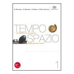 TEMPO-SPAZIO-VOL1-CORSO-STORIA-GEOGRAFIA-VOL--ROM-REGIONI-ITALIANE-VOL