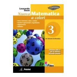 NUOVA-MATEMATICA-COLORI--VOLUME-EDIZIONE-GIALLA-SECONDO-BIENNIO-V-ANNO--PIANO-CARTESIANO