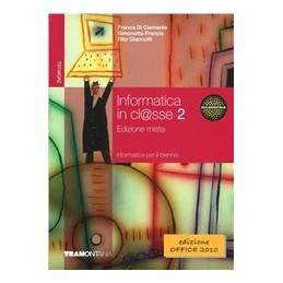 INFORMATICA-CLSSE-SET--EDIZIONE-MISTA-2012-VOLUME-Vol