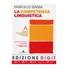 COMPETENZA-LINGUISTICA-VOL-ABQUADERNO-LAVORO-CON-MAPPE-DSA-DVD-ROM-BOOK-VOL