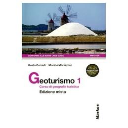 GEOTURISMO-SET--EDIZIONE-MISTA-CORSO-GEOGRAFIA-TURISTICA---VOLUME--ESPANSIONE-ONLINE-VOL