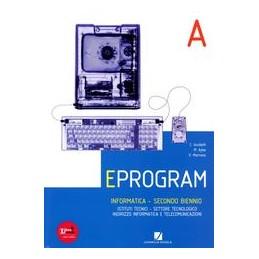 EPROGRAM--ISTTECNOLOGICI-INDIRIZZO-INFORMATICA-VOL-VOL-Vol