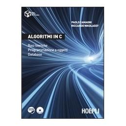 ALGORITMI-C-BASI-TEORICHE-PROGRAMMAZIONE-OGGETTI---DATABASE-Vol