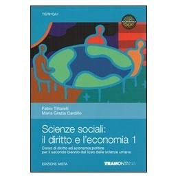 SCIENZE-SOCIALI-DIRITTO-LECONOMIA-SET-EDIZIONE-MISTA-VOLUME---ESPANSIONE-ONLINE-Vol